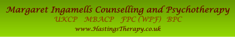 Margaret Ingamells Counselling and Psychotherapy